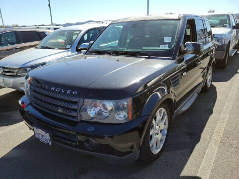2009 Land Rover Range Rover Sport for sale at SoCal Auto Auction in Ontario CA