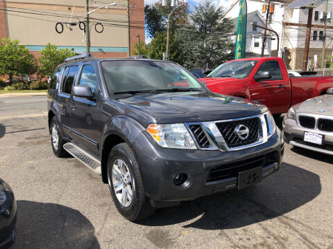 2011 Nissan Pathfinder for sale at 103 Auto Sales in Bloomfield NJ