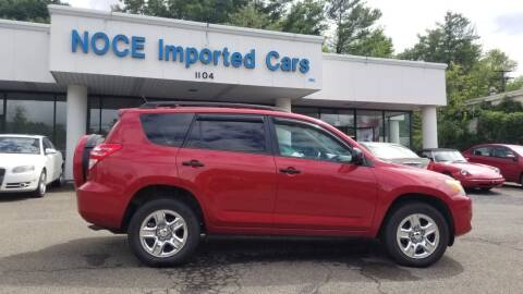 2009 Toyota RAV4 for sale at Carlo Noce Imported Cars INC in Vestal NY