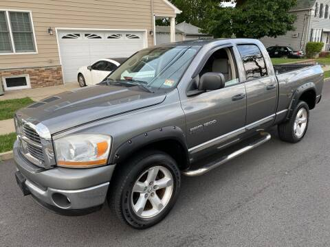 2006 Dodge Ram Pickup 1500 for sale at Jordan Auto Group in Paterson NJ