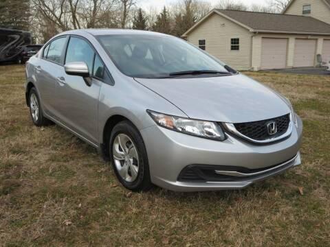 2014 Honda Civic for sale at Star Automotors in Odessa DE