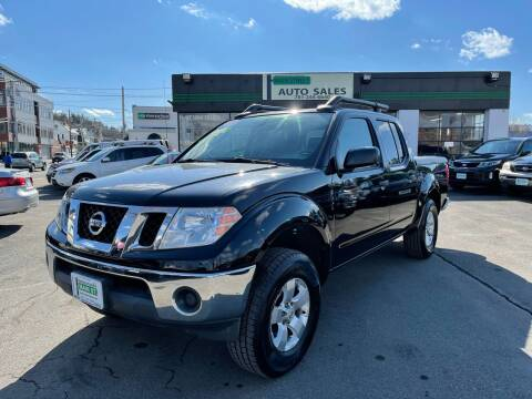 2010 Nissan Frontier for sale at Wakefield Auto Sales of Main Street Inc. in Wakefield MA