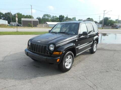 2006 Jeep Liberty for sale at RJ Motors in Plano IL