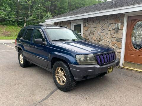 2003 Jeep Grand Cherokee for sale at Bladecki Auto LLC in Belmont NH