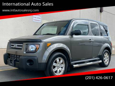 2008 Honda Element for sale at International Auto Sales in Hasbrouck Heights NJ