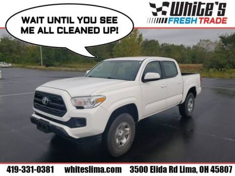 2017 Toyota Tacoma for sale at White's Honda Toyota of Lima in Lima OH
