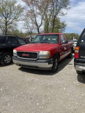 2001 GMC Sierra 1500 for sale at Doyle's Auto Sales and Service in North Vernon IN