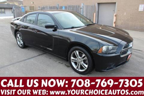 2012 Dodge Charger for sale at Your Choice Autos in Posen IL