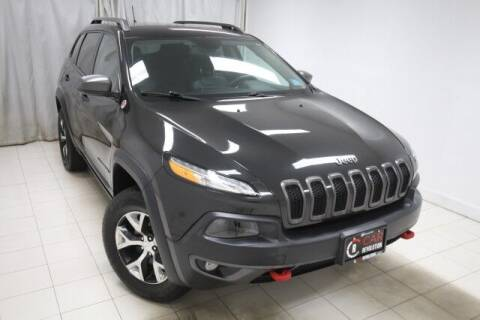 2015 Jeep Cherokee for sale at EMG AUTO SALES in Avenel NJ