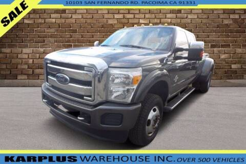 2016 Ford F-350 Super Duty for sale at Karplus Warehouse in Pacoima CA