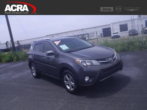 2015 Toyota RAV4 for sale at BuyRight Auto in Greensburg IN
