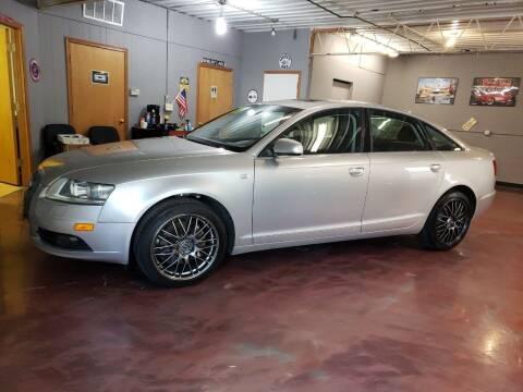 2008 Audi A6 for sale at Diamond Motors in Pecatonica IL