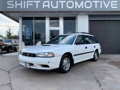 1998 Subaru Legacy for sale at Shift Automotive in Denver CO