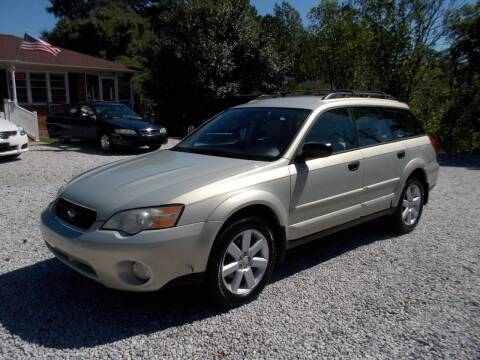 2006 Subaru Outback for sale at Carolina Auto Connection & Motorsports in Spartanburg SC