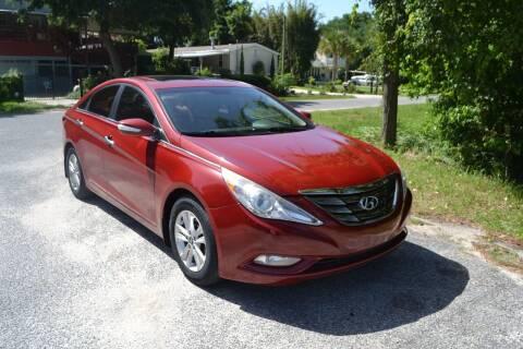 2011 Hyundai Sonata for sale at Car Bazaar in Pensacola FL
