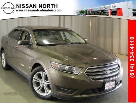 2016 Ford Taurus for sale at Auto Center of Columbus in Columbus OH