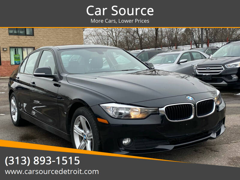 2015 BMW 3 Series for sale at Car Source in Detroit MI