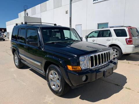 2006 Jeep Commander for sale at Accurate Import in Englewood CO