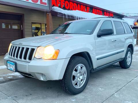 2008 Jeep Grand Cherokee for sale at Affordable Auto Sales in Cambridge MN