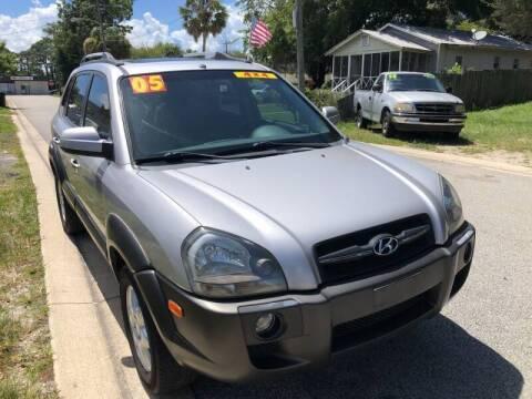 2005 Hyundai Tucson for sale at Castagna Auto Sales LLC in Saint Augustine FL