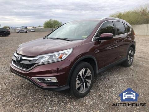 2015 Honda CR-V for sale at Auto House Phoenix in Peoria AZ