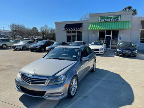 2012 Mercedes-Benz C-Class for sale at Cross Motor Group in Rock Hill SC