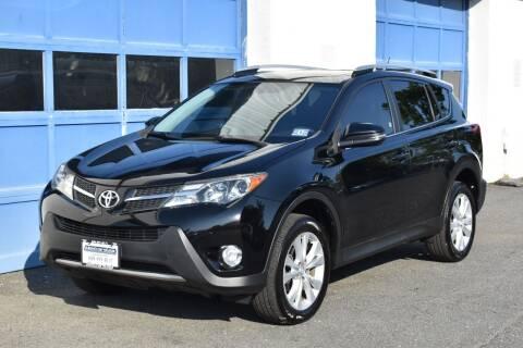 2014 Toyota RAV4 for sale at IdealCarsUSA.com in East Windsor NJ