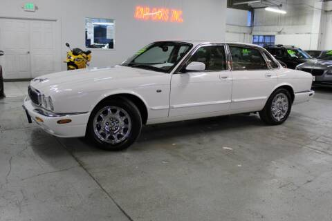 2001 Jaguar XJ-Series for sale at R n B Cars Inc. in Denver CO