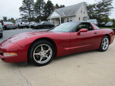 2000 Chevrolet Corvette for sale at Your Next Auto in Elizabethtown PA