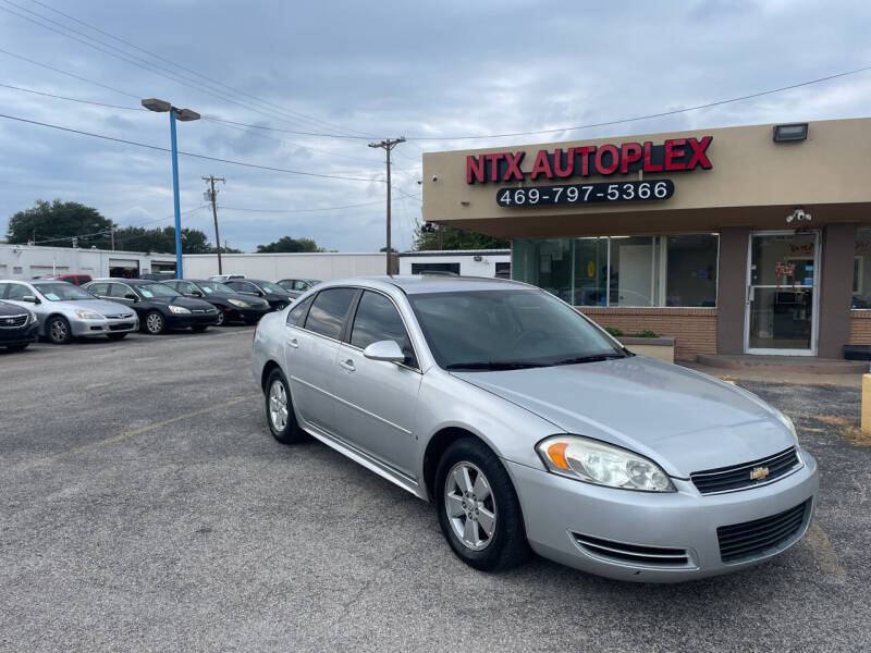 2010 Chevrolet Impala for sale at NTX Autoplex in Garland TX
