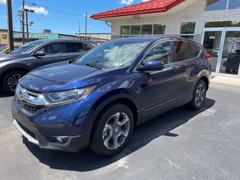 2018 Honda CR-V for sale at Red Top Auto Sales in Scranton PA