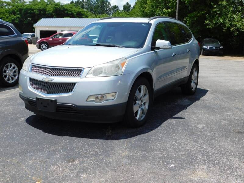 2011 Chevrolet Traverse for sale at National Advance Auto Sales in Florence AL