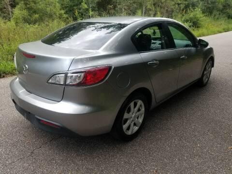 2011 Mazda MAZDA3 for sale at J & J Auto Brokers in Slidell LA