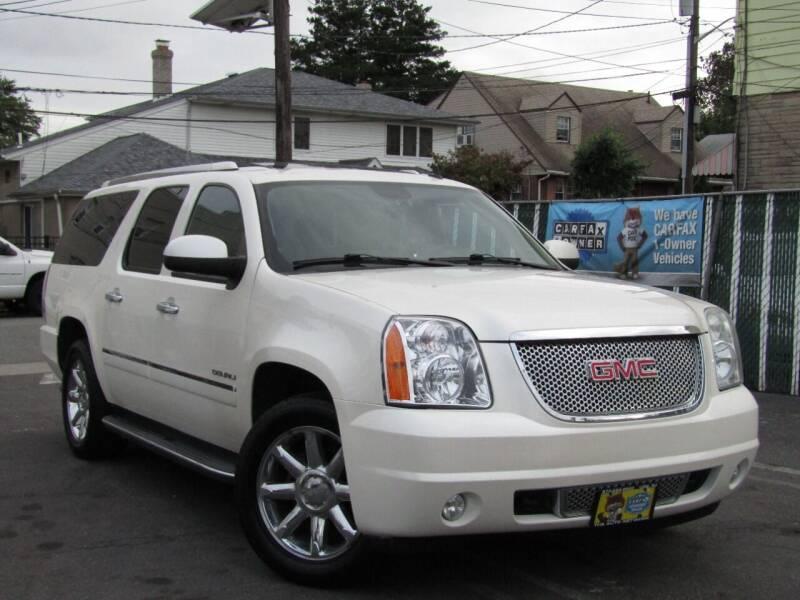2011 GMC Yukon XL for sale at The Auto Network in Lodi NJ