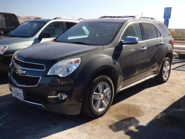 2014 Chevrolet Equinox for sale at Coast Motors in Arroyo Grande CA