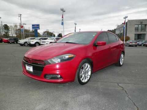 2013 Dodge Dart for sale at Paniagua Auto Mall in Dalton GA