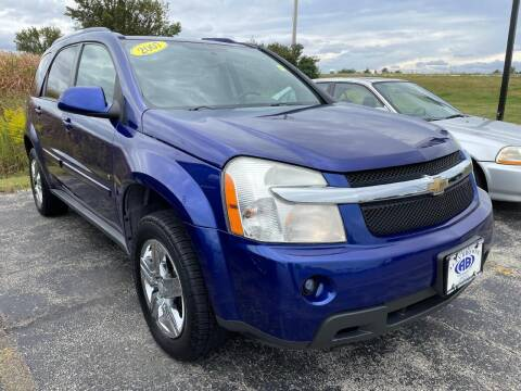 2007 Chevrolet Equinox for sale at Alan Browne Chevy in Genoa IL