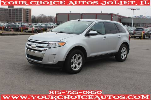 2013 Ford Edge for sale at Your Choice Autos - Joliet in Joliet IL
