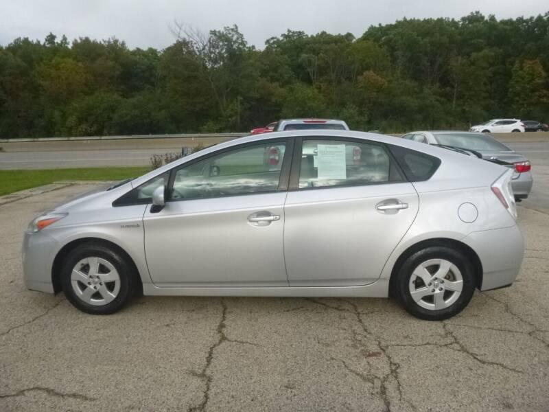 2010 Toyota Prius for sale at NEW RIDE INC in Evanston IL