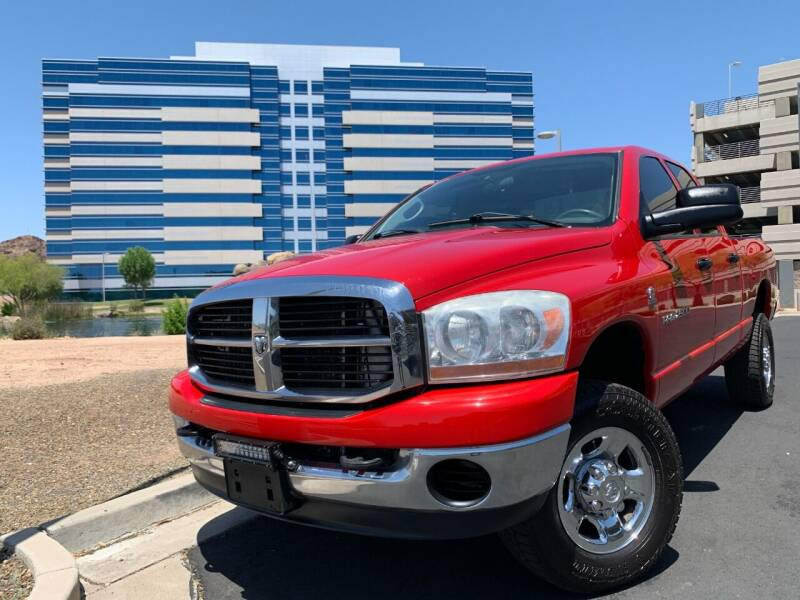 2006 Dodge Ram Pickup 2500 for sale at Day & Night Truck Sales in Tempe AZ