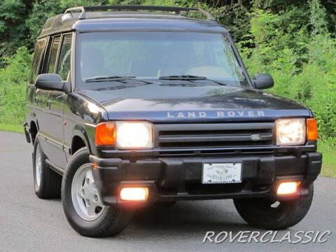 1998 Land Rover Discovery for sale at Isuzu Classic in Cream Ridge NJ