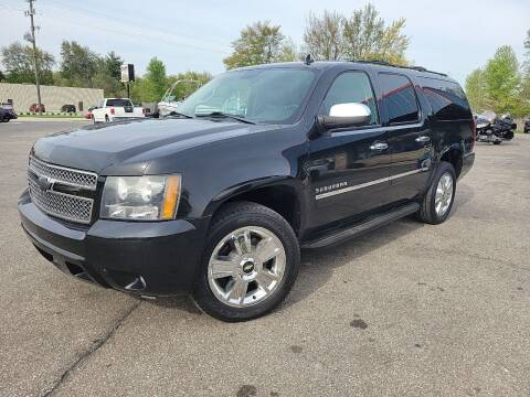2010 Chevrolet Suburban for sale at Cruisin' Auto Sales in Madison IN