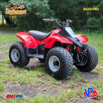 2002 Suzuki LT-A50 for sale at High-Thom Motors - Powersports in Thomasville NC