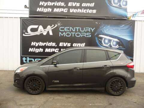 2016 Ford C-MAX Energi for sale at CENTURY MOTORS - Fresno in Fresno CA