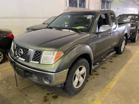 2005 Nissan Frontier for sale at Kansas Car Finder in Valley Falls KS