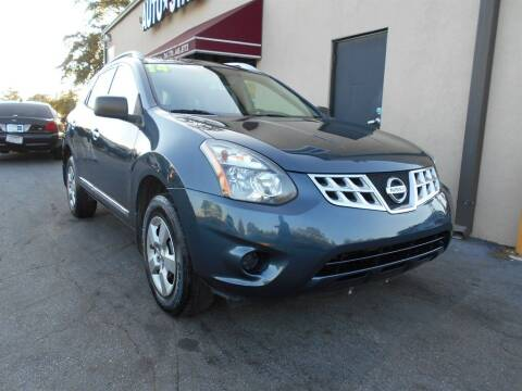 2014 Nissan Rogue Select for sale at AutoStar Norcross in Norcross GA