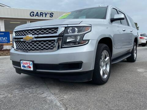 2016 Chevrolet Suburban for sale at Gary's Auto Sales in Sneads NC