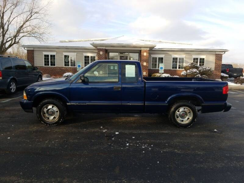1999 GMC Sonoma for sale at Pierce Automotive, Inc. in Antwerp OH
