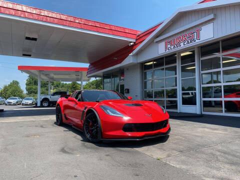 2016 Chevrolet Corvette for sale at Furrst Class Cars LLC  - Independence Blvd. in Charlotte NC