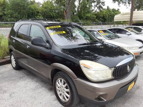 2005 Buick Rendezvous for sale at Easy Credit Auto Sales in Cocoa FL